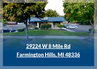 29224 W 8 Mile Rd Farmington Hills, MI 48336